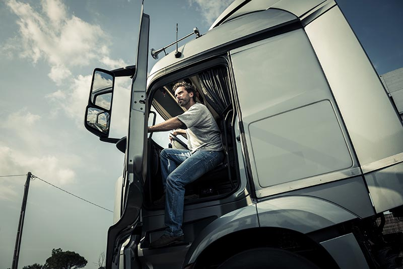 career advancement opportunities found in trucking field