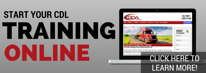 Online CDL Training at GDA