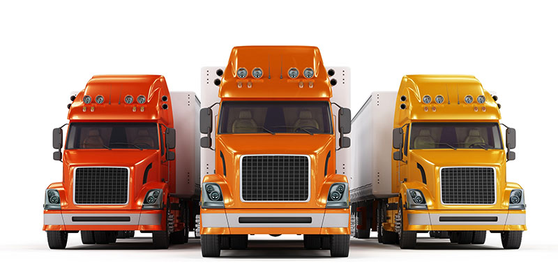 3 trucks you can driver with your cdl