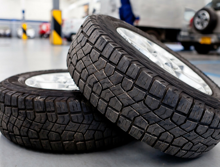 proper tire maintenance during the winter